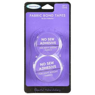 Semco Fabric Bond Tapes - Everyday Bargain