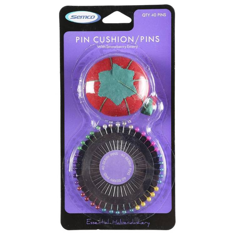 Semco Headed Pin Cushions - Everyday Bargain