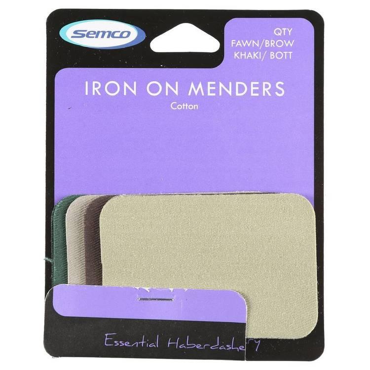 Semco Iron-On Menders - Everyday Bargain