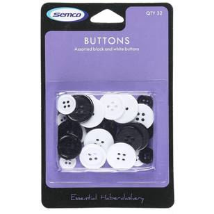 Semco Buttons - Everyday Bargain