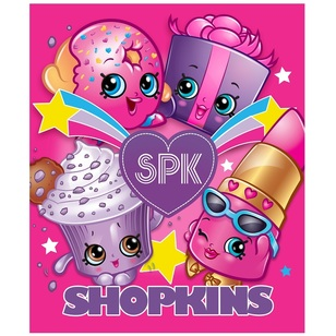 Shopkins Lets Party Throw