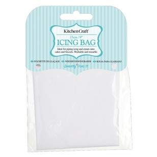 Kitchencraft Sweetly Does It Polyester Icing Bag