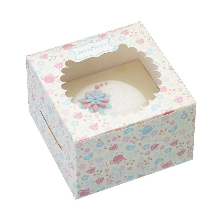 Kitchencraft Sweetly Does It Cupcake Box