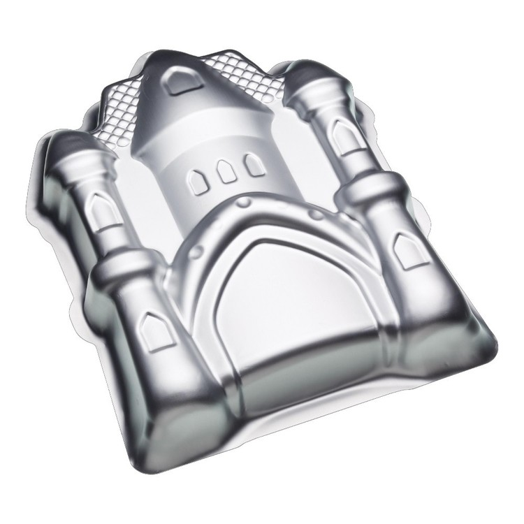 Kitchencraft Sweetly Does It Castle Shaped Pan
