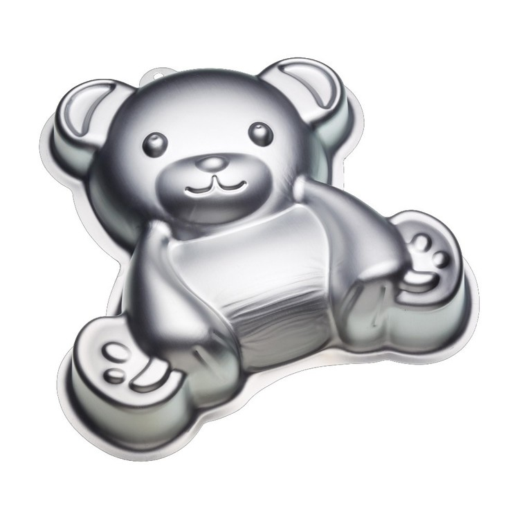Kitchencraft Sweetly Does It Bear Shaped Pan