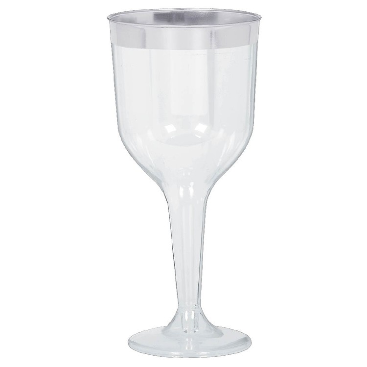 Amscan Wine Glass