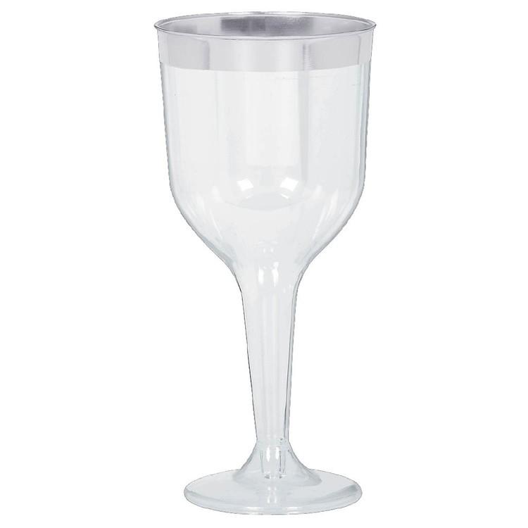 Amscan Wine Glass