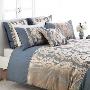 KOO Elite Maddox Quilt Cover Set