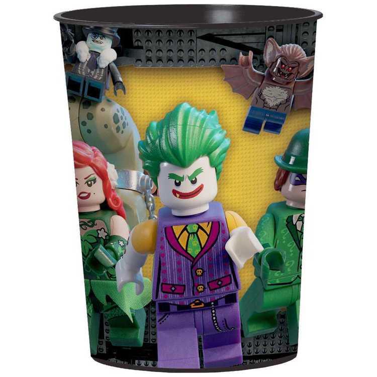 Warner Bros Lego Batman Favour Cup