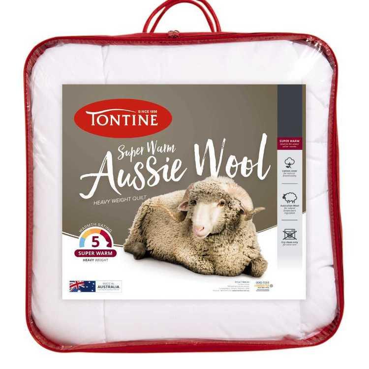 Tontine Australian Wool Quilt