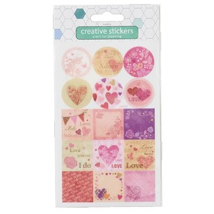 Arbee Adore Washi Sticker