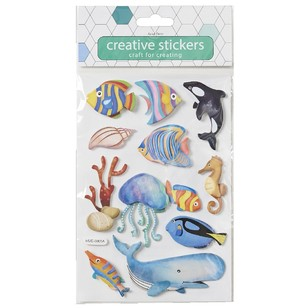 Arbee Ocean Fishes 1 Sticker