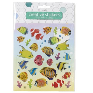 Arbee Ocean Fishes 2 Sticker
