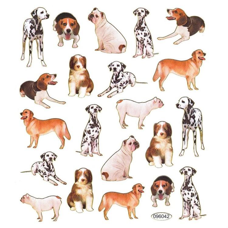 Arbee Dogs Sticker