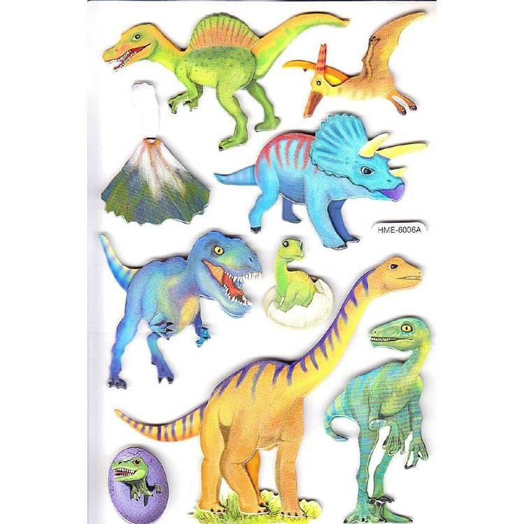 Arbee Dinosaurs 2 Sticker