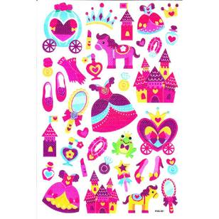 Arbee Fancy Stickers Princess Sticker