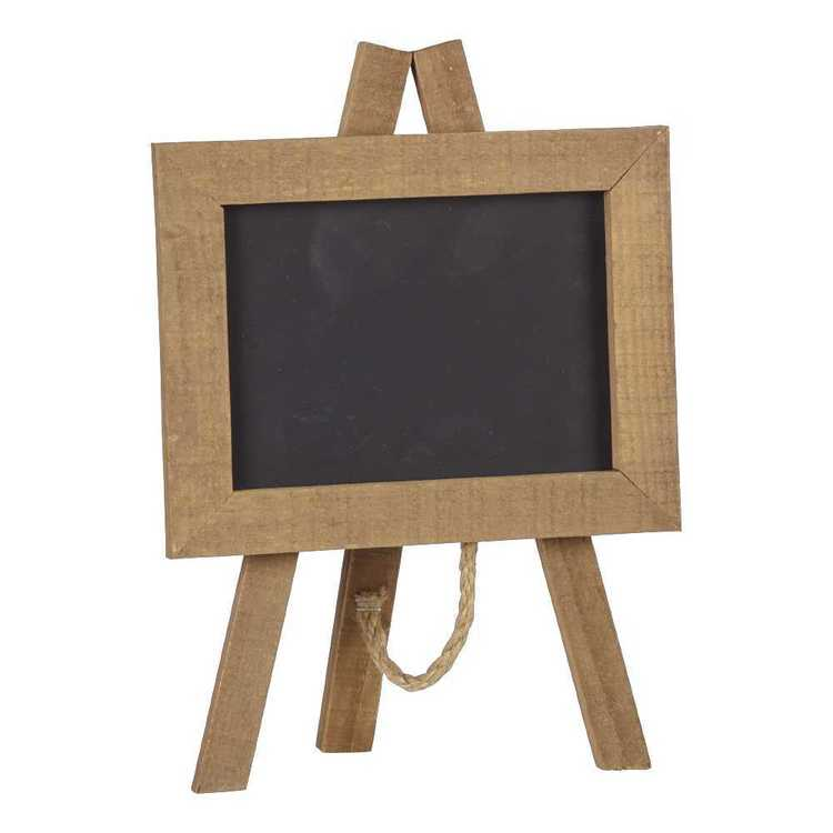 Francheville Chalkboard with Easel