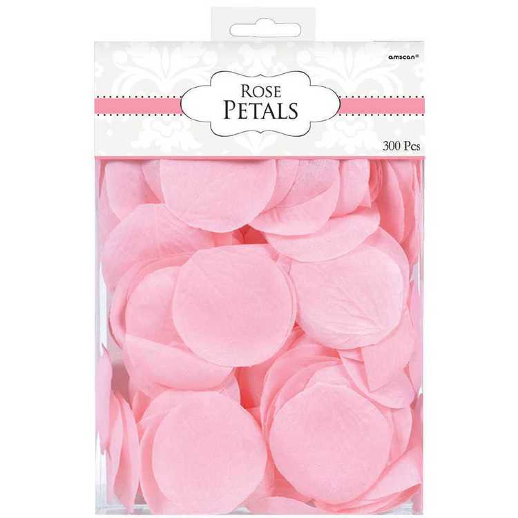 Amscan Rose Petal Fabric Confetti