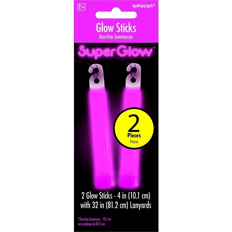 Amscan Mix N Match 4 Inch Glow Stick