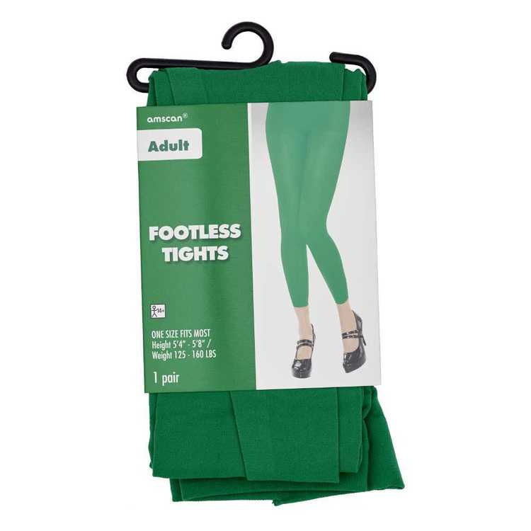 Amscan Mix N Match Footless Tights