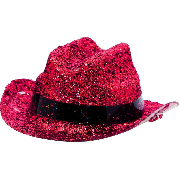 Amscan Mix N Match Mini Glitter Cowboy Hat