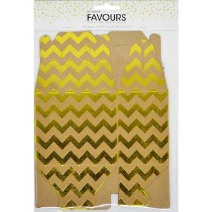 Vivaldi Favours Gift Boxes With Chevron