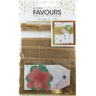 Vivaldi Favours Gift Pack Kit