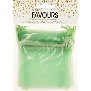 Vivaldi Favours Mini H-Sell Organza Bag