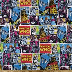 Doctor Who Comic Multi