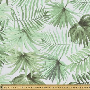 Daintree Tropical Uncoated Decorator Fabric