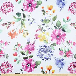 Helena Printed Triple Weave Fabric