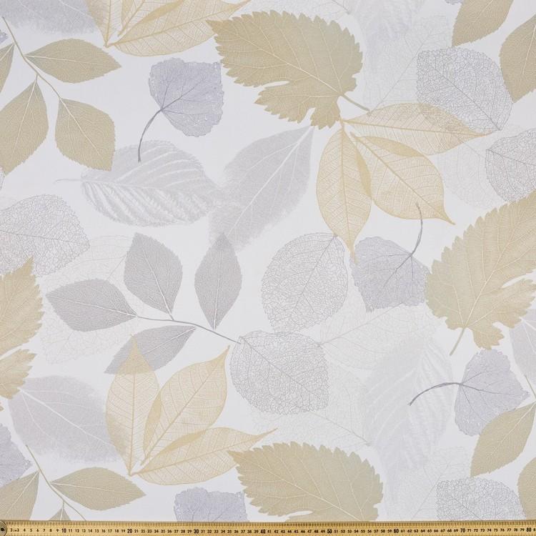 Silva Printed Triple Weave Fabric