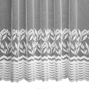 Caprice Annika Lace-Pack Pencil Pleat Sheer Curtains