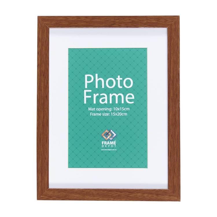 Frame Depot Core Walnut Frame