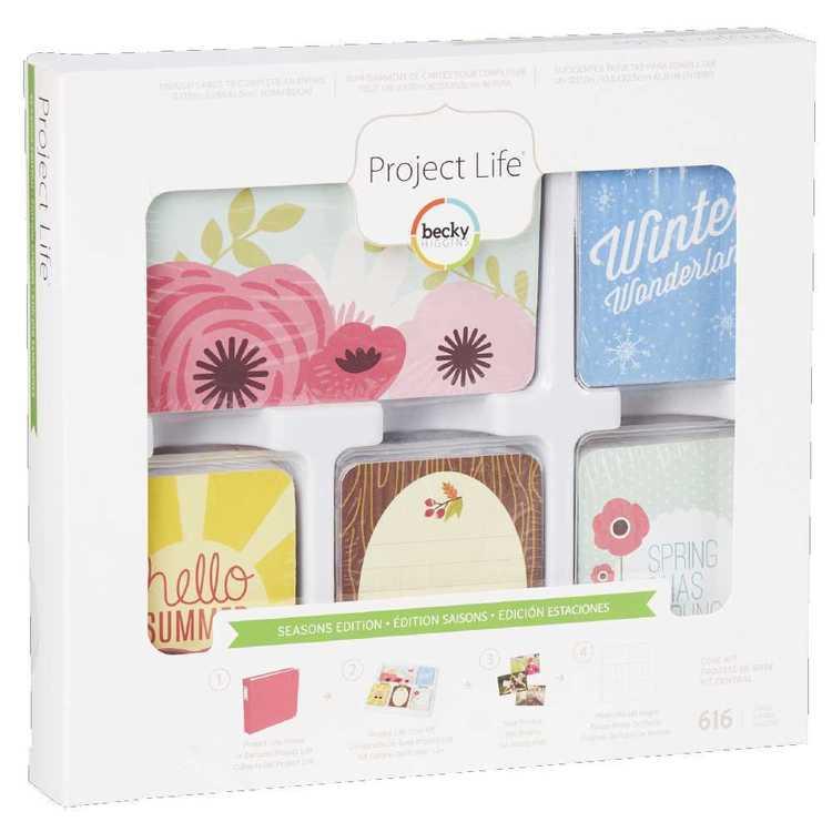 Project Life All Seasons Core Kit