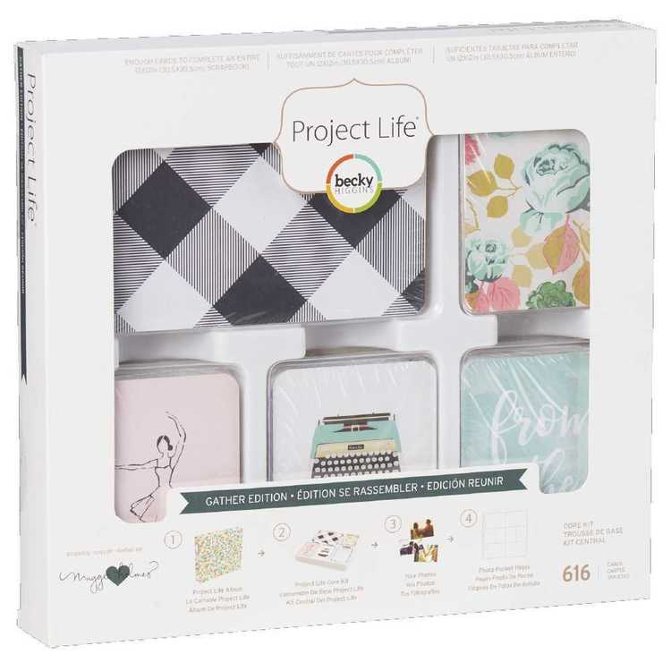 Project Life Gather Core Kit