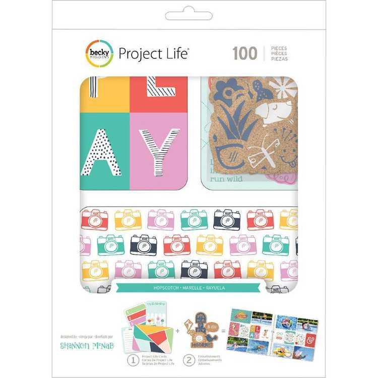 Project Life Hopscotch Value Kit