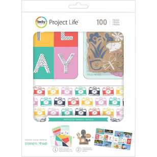 Project Life Hopscotch Value Kit
