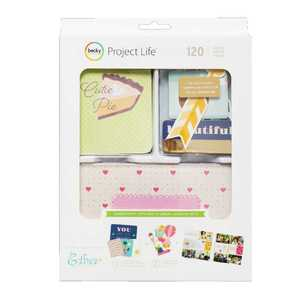 Project Life Garden Party by Esther Value Kit