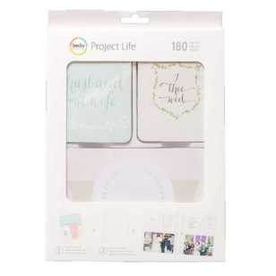 Project Life Southern Weddings Value Kit