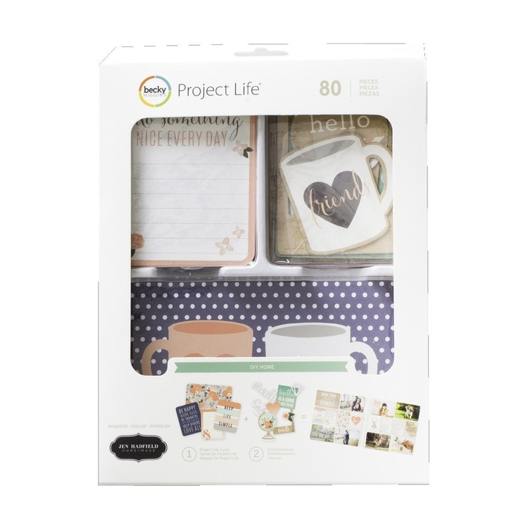Project Life DIY Home Value Kit
