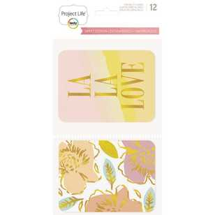 Project Life Julia Warren Specialty Card Pack