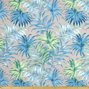 Tropicana Print Weatherproof Canvas