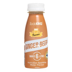 SodaKING Ginger Beer Syrup