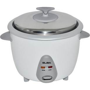 Elba ERC-1866T(SV) Rice Cooker