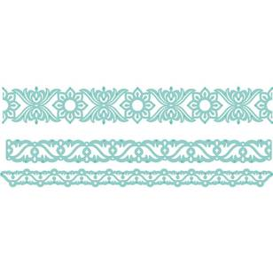 Kaisercraft Sari Borders Decorative Die