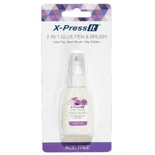X-Press It Glue Pen And Brush