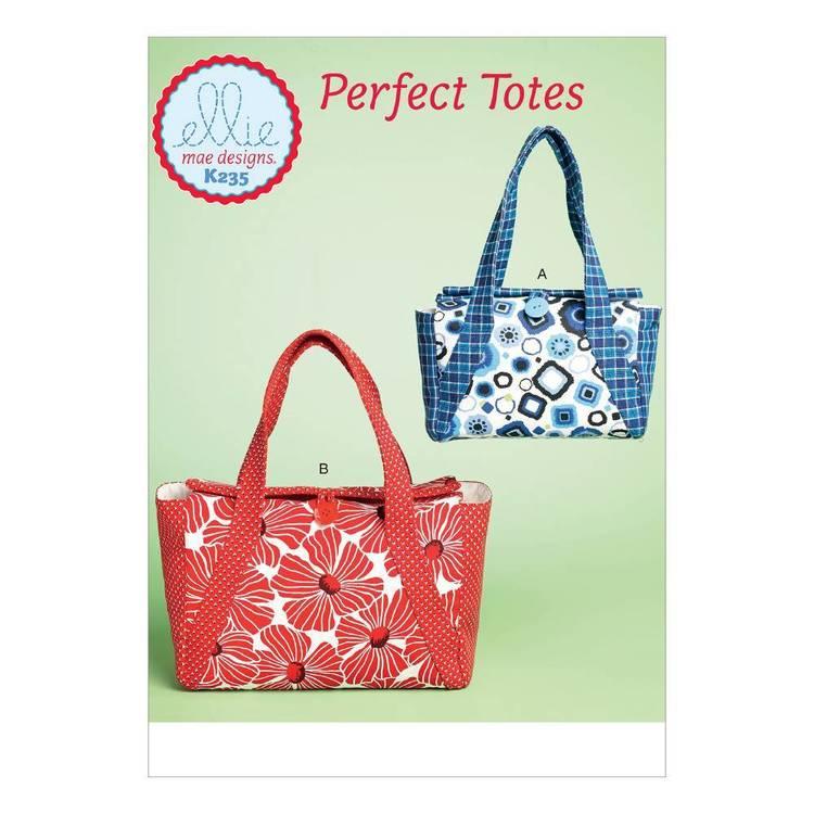 Kwik Sew Pattern K0235 Lined Bags