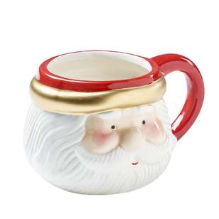 Kitch & Co Santa Claus Mug