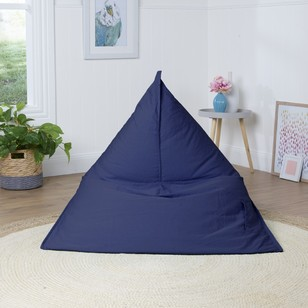 Living Space Triangle Bean Bag Cover